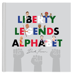 Liberty Legends Alphabet Book