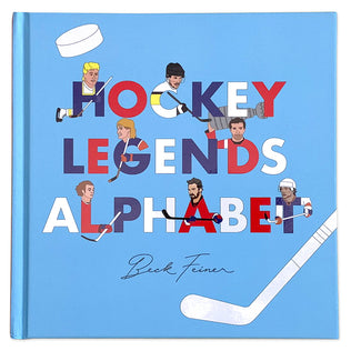 Hockey Legends Alphabet Book