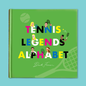 Tennis Legends Bundle Pack - Book & Poster Set