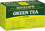 Bigelow: Green Tea With Lemon, 20 Tea Bags
