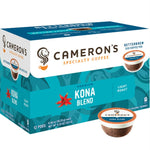 Camerons Coffee: Kona Blend Coffee 12 Ct, 4.33 Oz