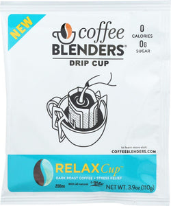 Coffee Blenders: Coffee Relax Drip Cup, 10 Ct
