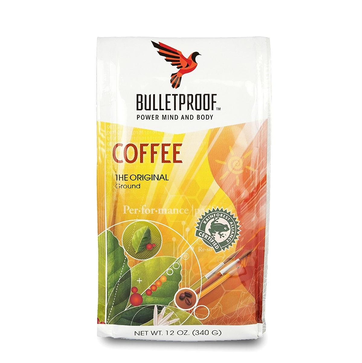 Bulletproof: Coffee Ground, 12 Oz