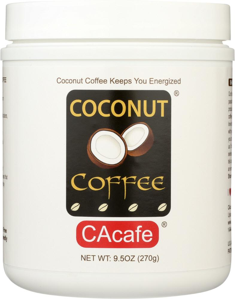 Cacafe: Coffee Coconut, 9.5 Oz