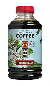 Kohana: Cold Brew Concentrate French Roast  Coffee, 32 Oz