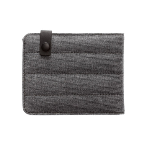 Die Cut Wallet, Ash