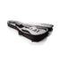 Classic Electric Guitar Case, Black