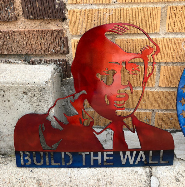 Trump build the wall