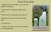 EquiScentials Coat cleaner