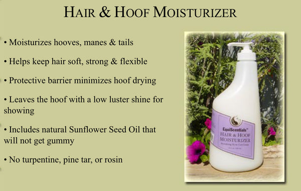 EquiScentials Hair and Hoof Moisturizer