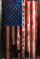 Never forget 9/11 flag