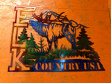 Elk Country USA