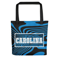 ThatXpression's Designer His & Hers Carolina Sports Themed Fitted Dress