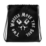 Multipurpose Drawstring Gym School Bag