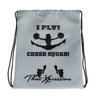 I Fly! Cheerleader Backpack by ThatXpression - ThatXpression