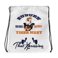 ThatXpression Fashion Fitness Designer Superfan 10 Auburn Themed Fitted Dress