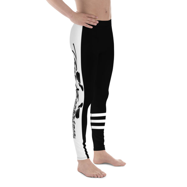 Men's gym fitness yoga sport leggings tights