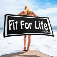 Fit For Life Gym Workout Towel