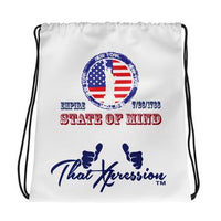 ThatXpression Fashion Fitness Giants State of Mind Color Themed Laptop Sports Gym Fitness Backpack
