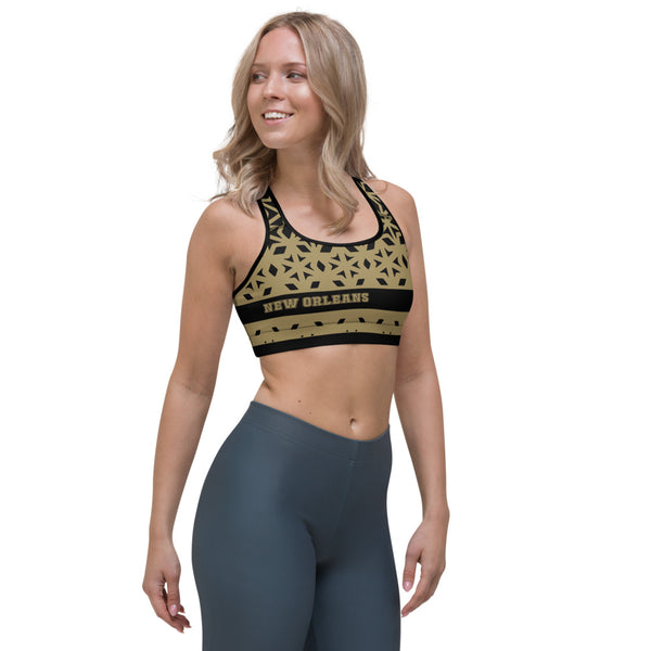 Fashionable multi use sport bra perfect for fitness sports gym yoga cross fit