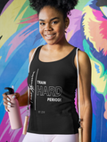 health and fitness motivational gym workout themed inspirational tank top by thatxpression