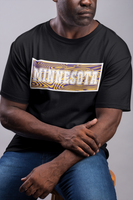 ThatXpression Designer Swirl His & Hers Minnesota Sports Themed Dress