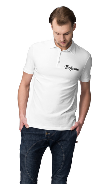 Comfortable fashionable polo shirt