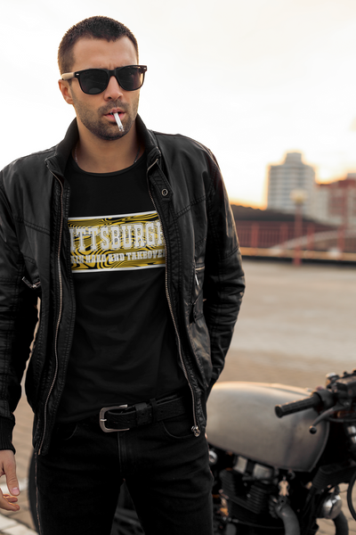 ThatXpression Fashion Fansation Pittsburgh Sports Themed Unisex T-Shirt