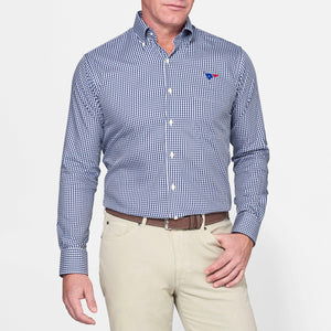 Peter Millar Crown Soft Gingham Sport Shirt