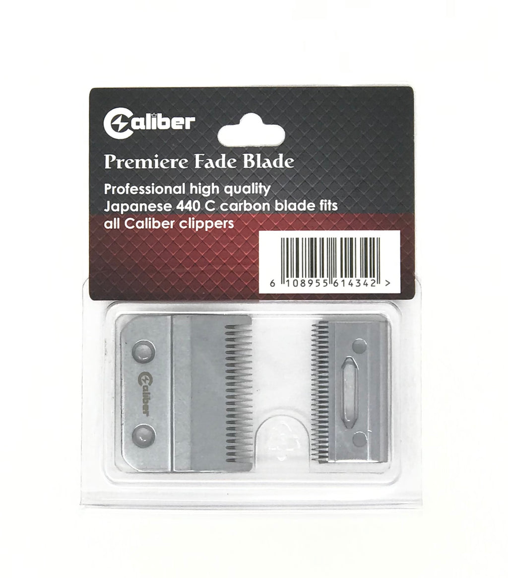 Caliber premiere fade blade for 357 Magnum