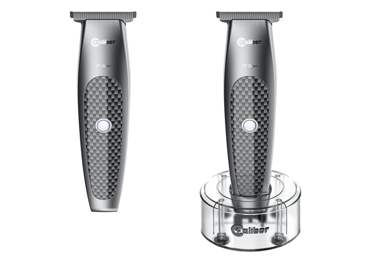 Caliber cordless .38 Super Trimmer with DLC blades