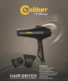 Caliber 12-gauge AC motor professional blow dryer