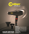 Caliber 20-gauge DC motor professional blow dryer