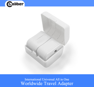 Caliber ALL In One Universal Travel Adapter