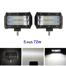 LED Spot Light One Pair 5''