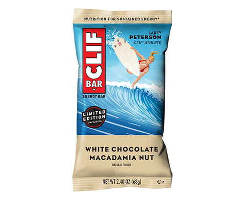 Clif Energy Bar - White chocolate and macadamia nut