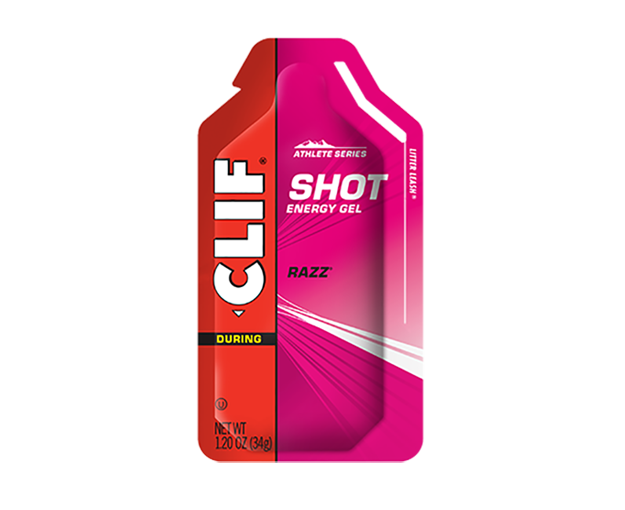Clif Shot Energy Gel - Raspberry Razz