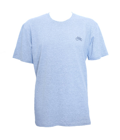Piccolo Velo Tee Grey