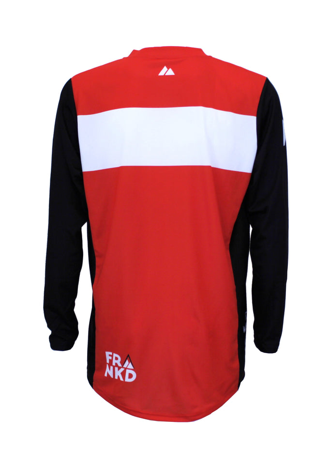The Race Jersey - Red