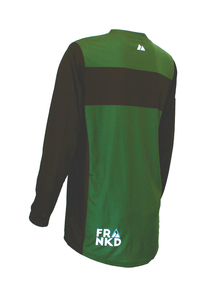The Race Jersey - Army Green