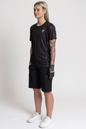 The Lettermark Jersey Black - AirTech