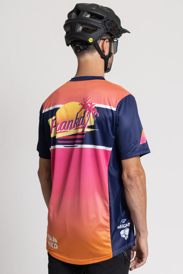 The Miami Sunset Jersey