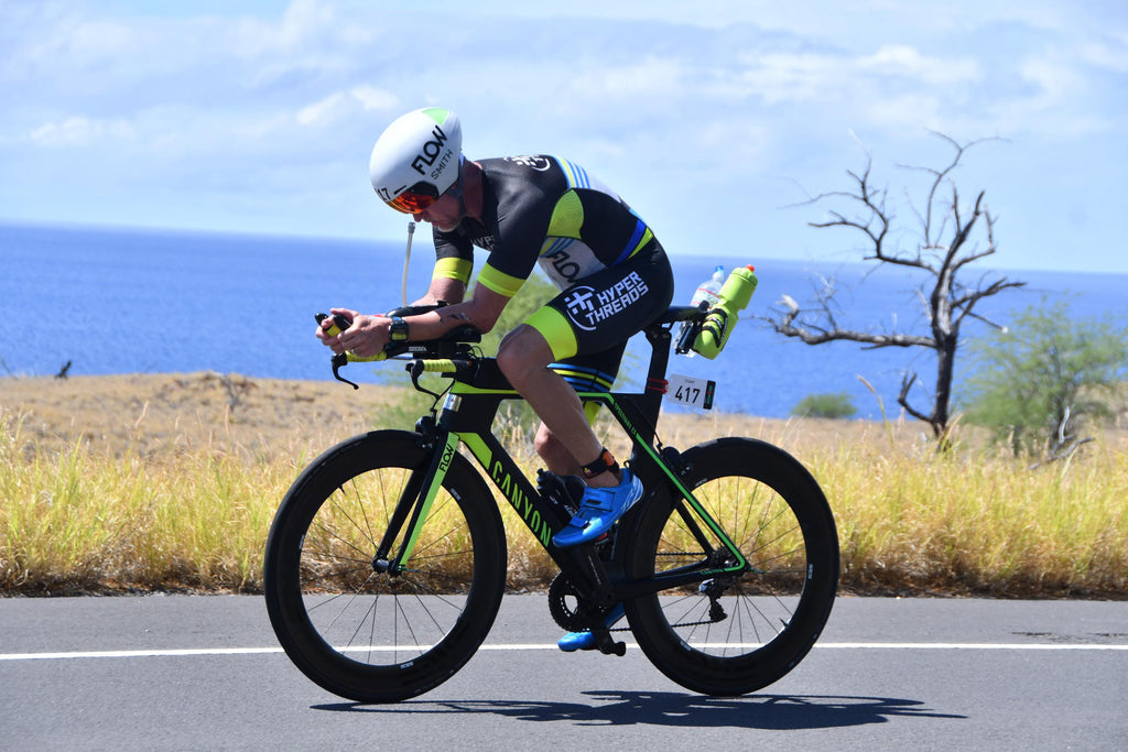 10 Questions with an Ironman World Champion - Dr. Stuart Porter