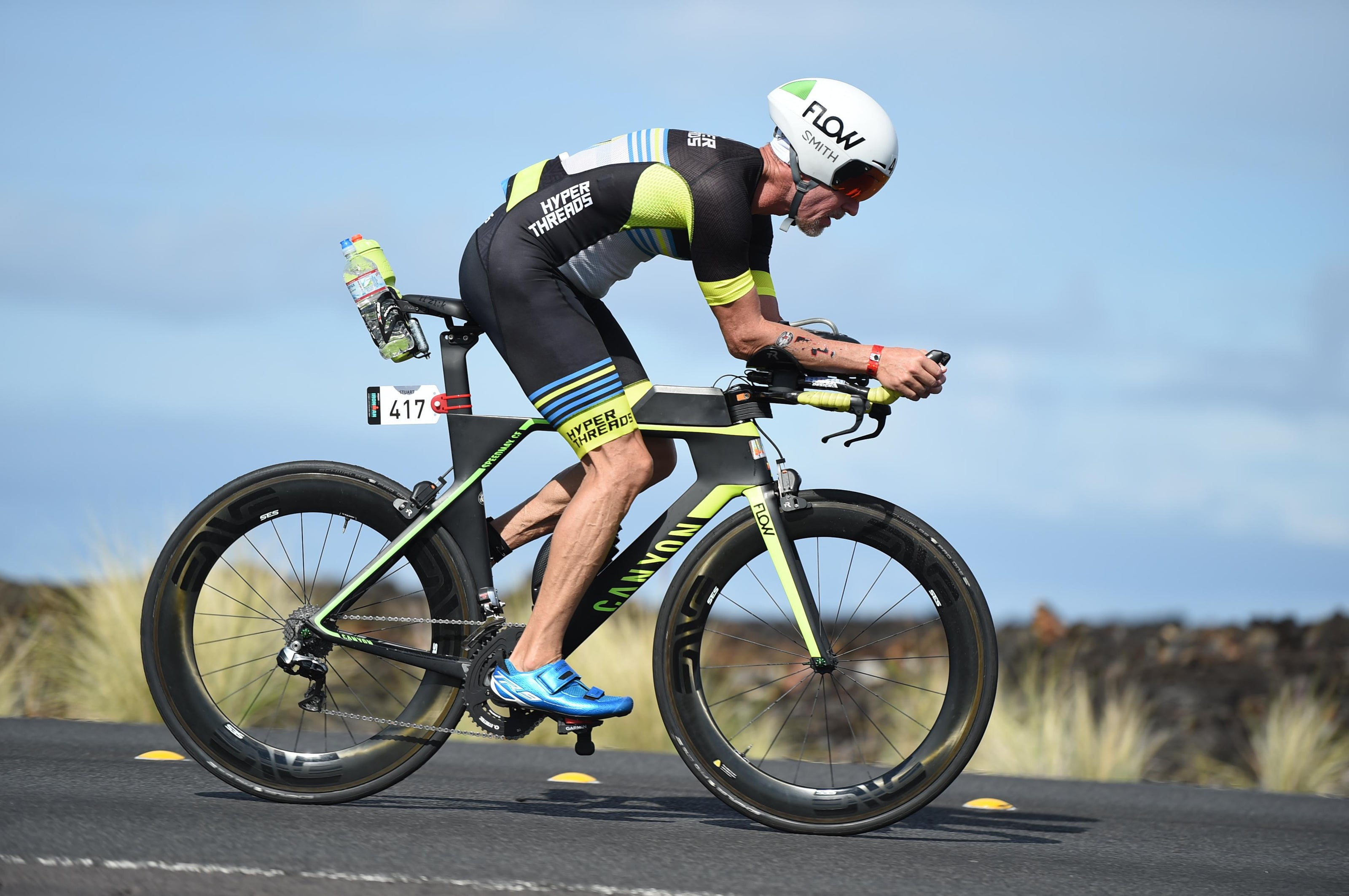 Ironman World Championships Kona Bike Flow Core