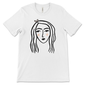 Lone Face Tee