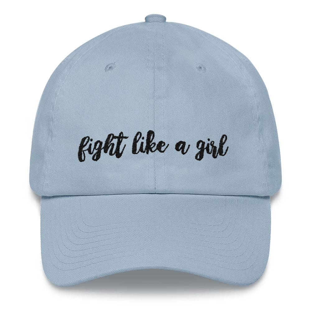Fight Like a Girl Cap