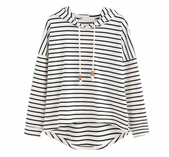Lilly Striped Hoodie