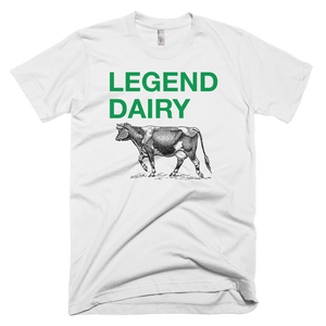 """Legend Dairy"" Short-Sleeve T-Shirt"