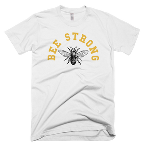 Bee Strong Short-Sleeve T-Shirt
