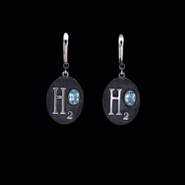 Aquarius H2O Earrings